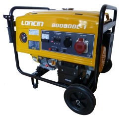 LC8000DDC-400 - 3-fas - Loncin